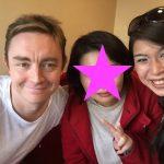 【イベントレポート】英人教授とプチデート付き、38歳女性「一日個別指導」で大変身!