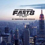 ワイルド・スピード8(原題:Fast & Furious 8)レポート!