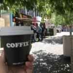 【ニュージーランド 】オークランド安いカフェ『フラットホワイト』2.5$