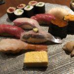 外国人にモテる♡「お寿司テーブルマナー」@ヒルトン新宿レポ