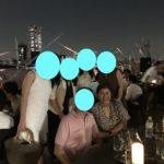 【体験レポ】外国人男性と「英会話」@5つ星ホテル♡ビアガーデン東京
