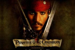 映画de英語『パイレーツ・オブ・カリビアン/呪われた海賊たち』2003年